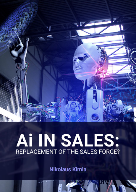 Ai in Sales: Replacement of the Sales Force