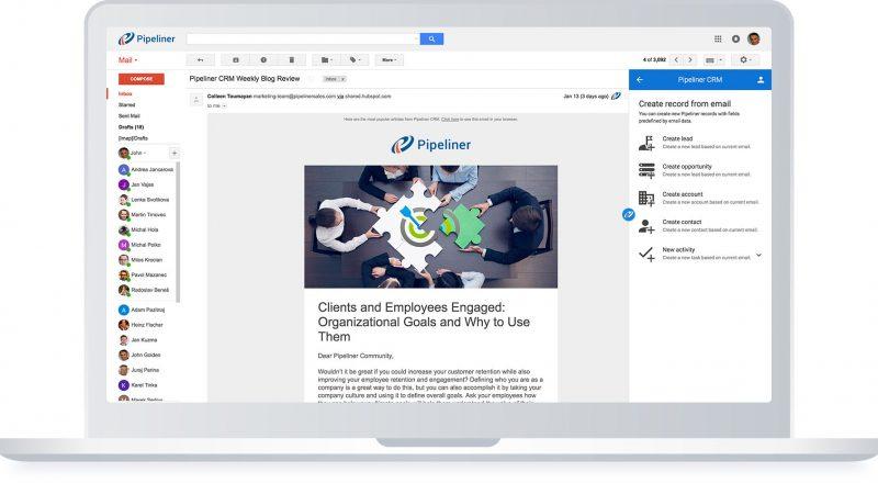 Google Gmail Integration