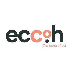 Ecco.h the open effect logo