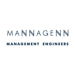 Mannagenn Management engineers logo