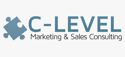 C-Level Marketing and Sales Consulting logo