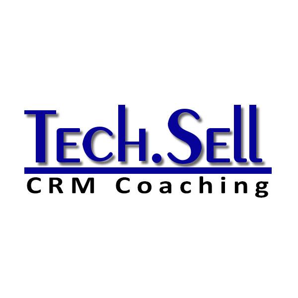 Tech sell CRM coaching logo