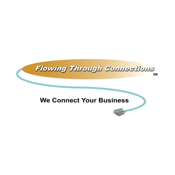 Flowing Through Connections logo