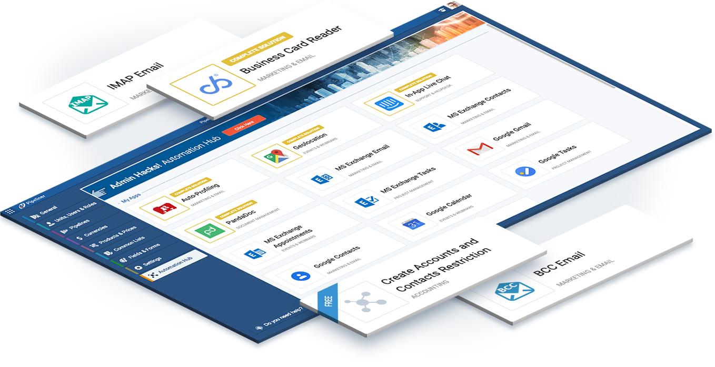 CRM Integration | Automation Hub