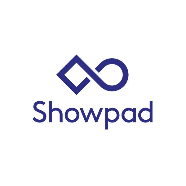 Showpad logo App