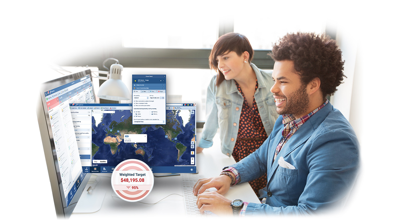 Pipeliner CRM types of technology partners