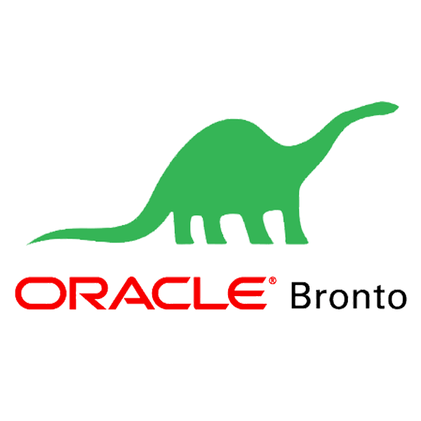 Bronto Oracle logo large