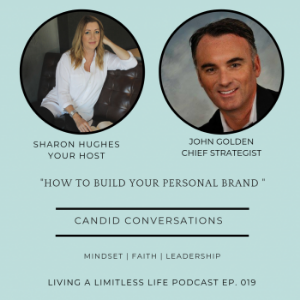 How to build your personal brand featuring John Golden