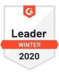 CRM Software in G2 Crowd's 2019 Winter report