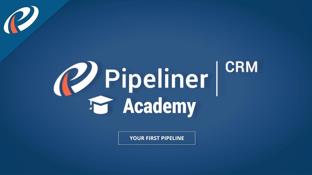 Pipeliner CRM academy