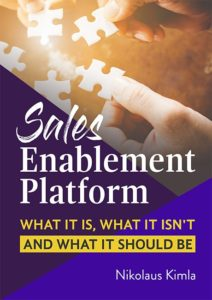 Sales Enablement Platform Ebook