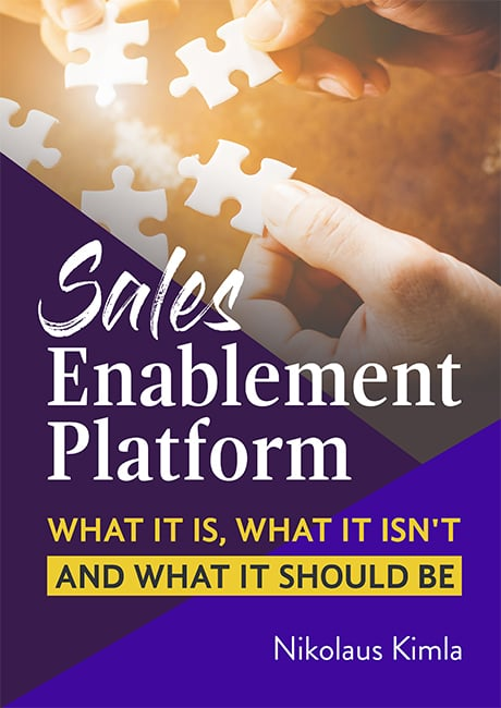 Sales Enablement Platform Ebook