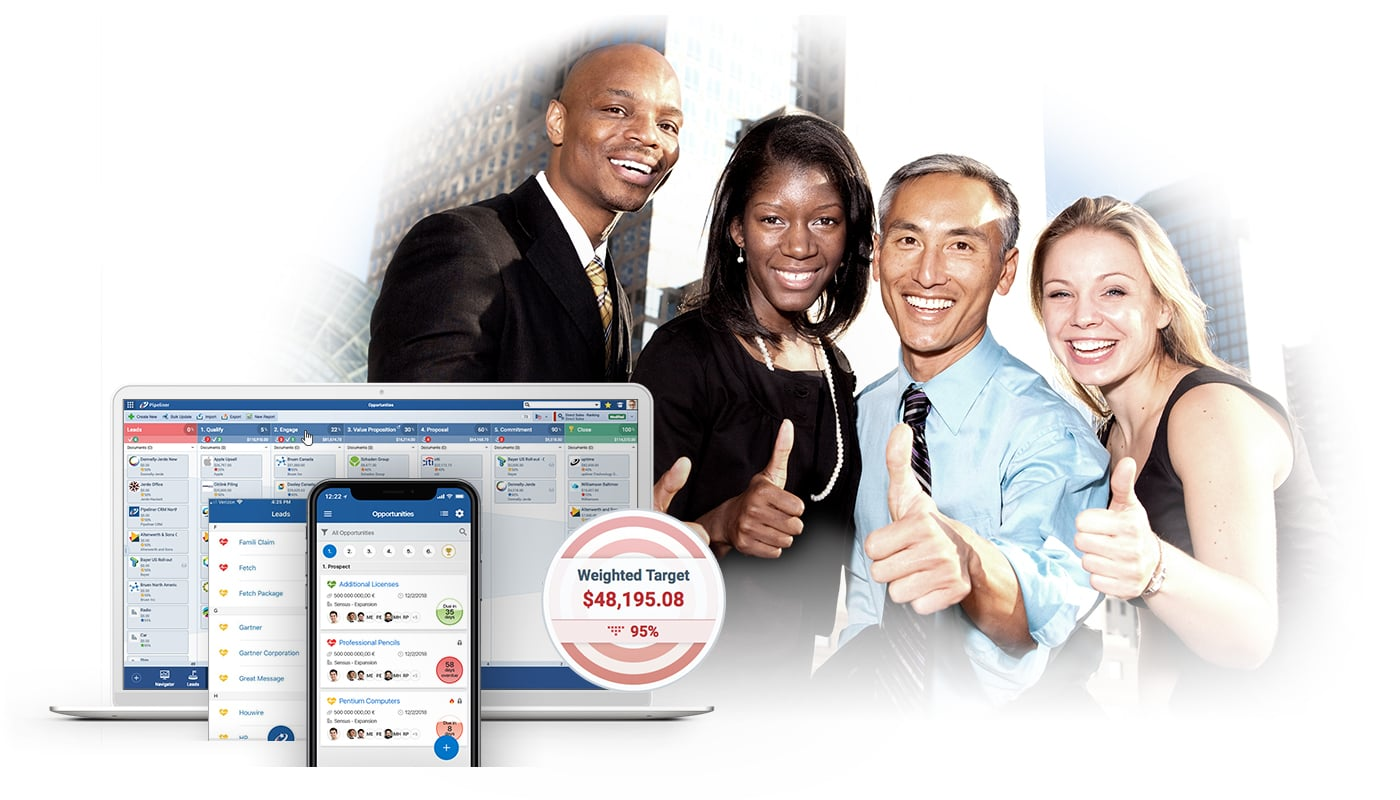 Pipeliner CRM ambassador program