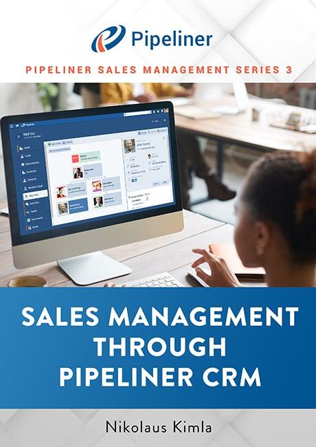 Sales Management through Pipeliner CRM ebook