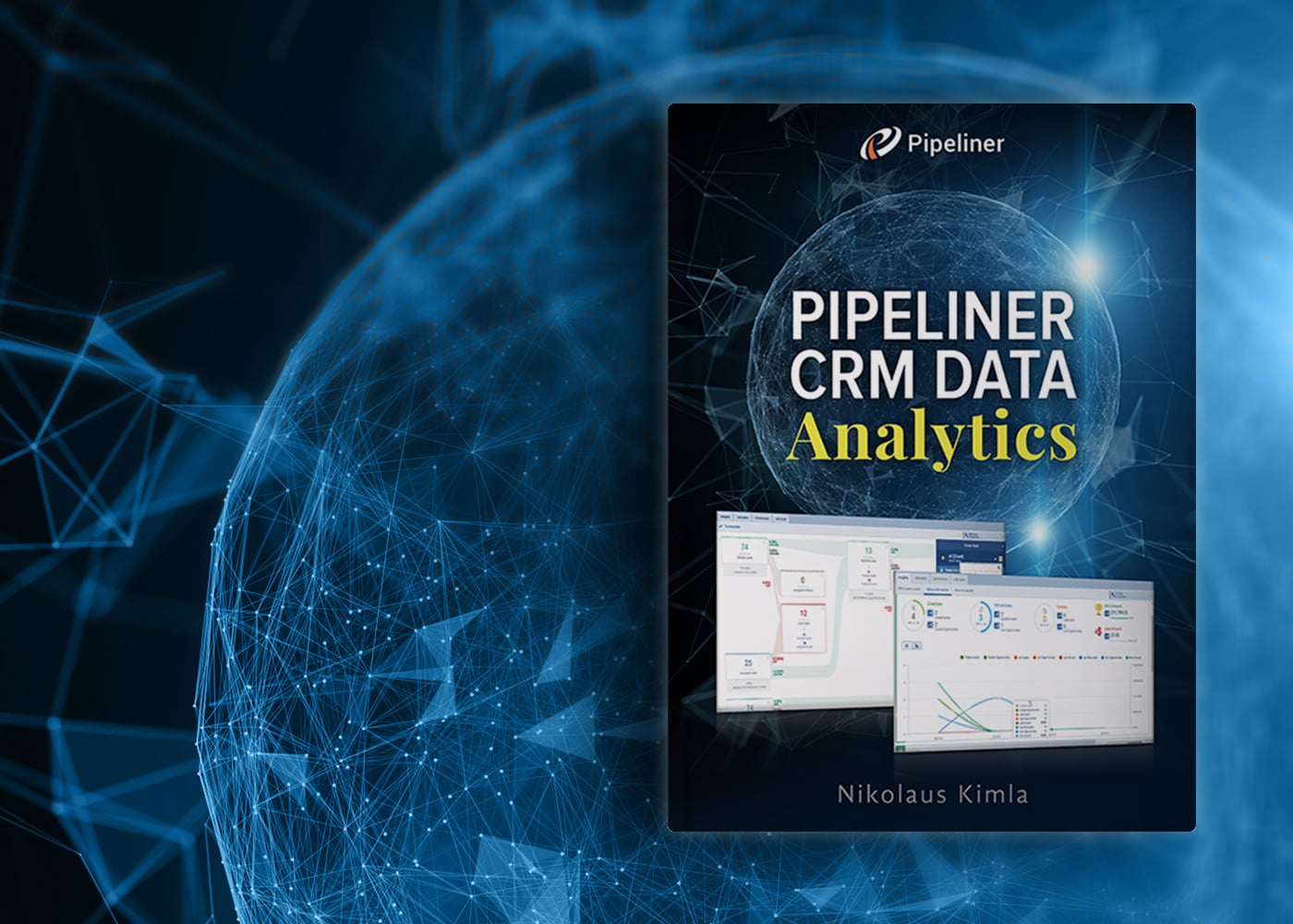 Pipeliner CRM Data analytics