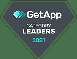 GetApp Leaders 2021 to Pipeliner CRM