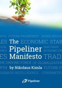 Pipeliner CRM Manifesto book cover